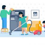 نظافت منزل تهران شیپور
