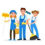 کارگر نظافت منزل در تهران