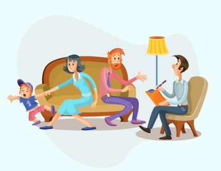 مشاوره کودک تلفنی رایگان