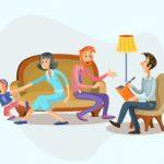 مشاوره خانواده انلاین در گیلان